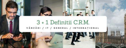 definitie CRM